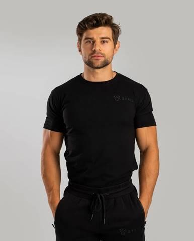 STRIX Tričko Essential black  S
