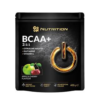 Go On Nutrition BCAA 400 g tropický citrón