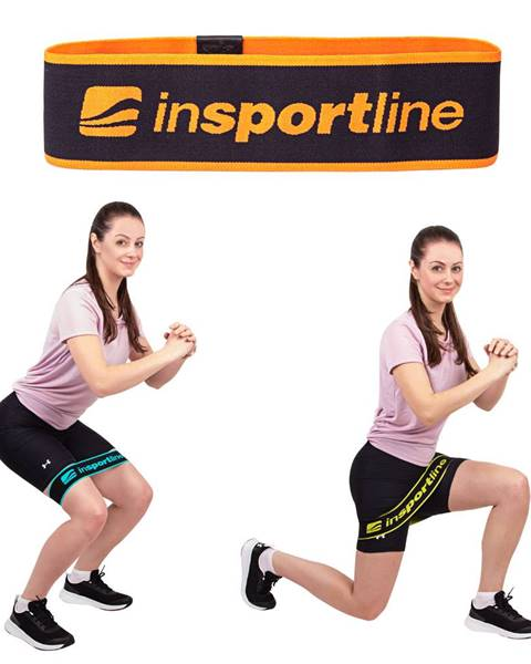Insportline Posilňovacia slučka inSPORTline Hiplop L