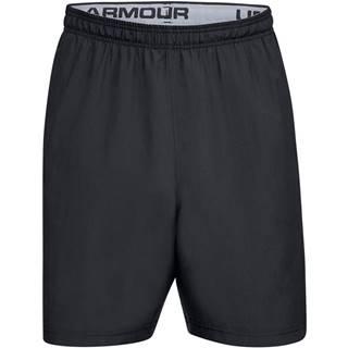 Pánske šortky Under Armour Woven Graphic Wordmark Short Black - M