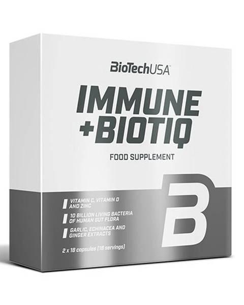 Biotech USA Immune + Biotiq - Biotech USA 2 x 18 kaps.