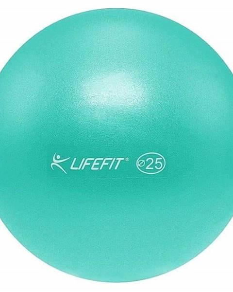 Lifefit Míč OVERBALL LIFEFIT 25cm, tyrkysový