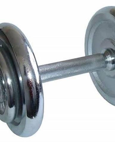 ACRA Činka nakládací, jednoruční - 8,5 kg - chromované kotouče