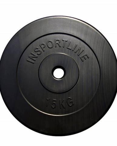 inSPORTline Cementový kotouč inSPORTline 15 kg