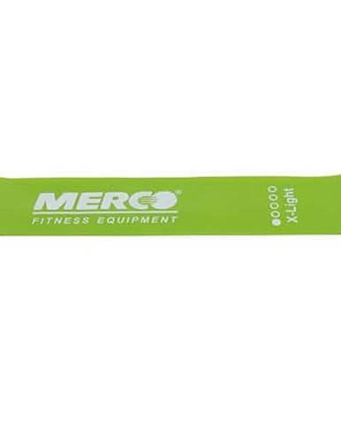 Mini Band posilovací guma zelená