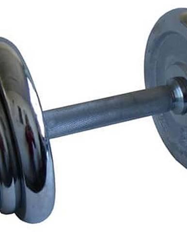 ACRA Jednoruční nakládací činka - 15 kg
