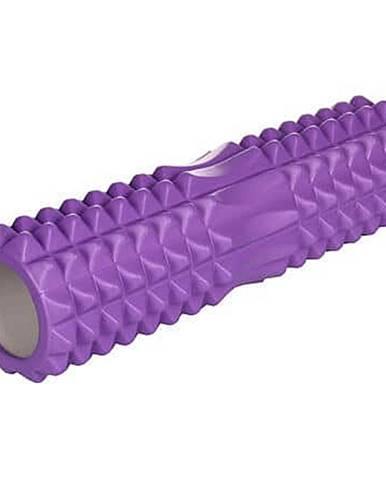 Yoga Roller F4 jóga válec fialová