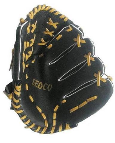 """Baseball rukavice DH-120 syntetická useň 12"""" Richmoral černá - Černá"""