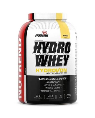Nutrend Proteín Hydro Whey 1600 g vanilka