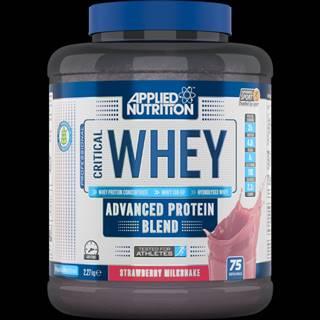Applied Nutrition Critical Whey 2270 g banánový milkshake