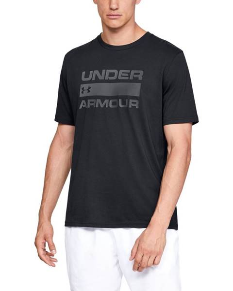 Under Armour Under Armour Team Issue Wordmark SS Black  S