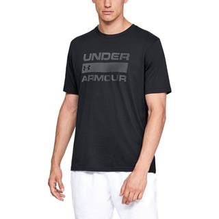 Under Armour Team Issue Wordmark SS Black  S