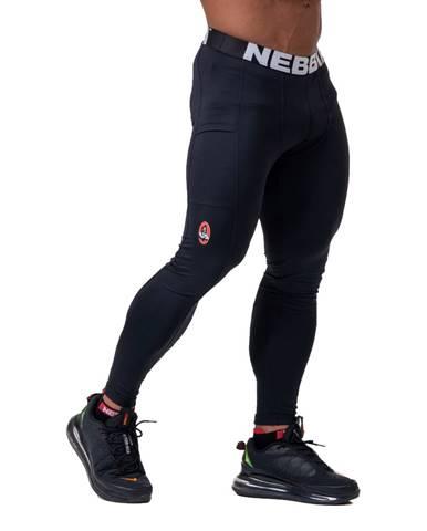 Pánske legíny Nebbia Legend of Today 189 Black - M