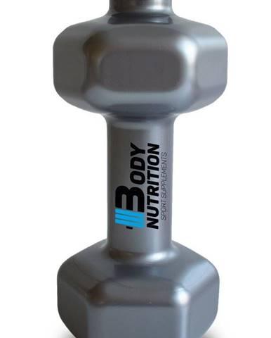 Fľaša v tvare činky - Body Nutrition 700 ml.