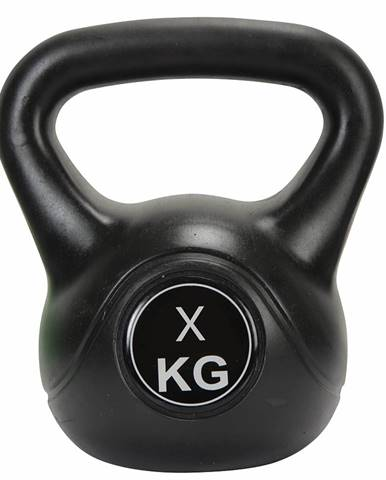 Činka kettlebell Exercise Black - 15