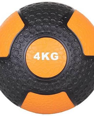 Dimple gumový medicinální míč Hmotnost: 4 kg