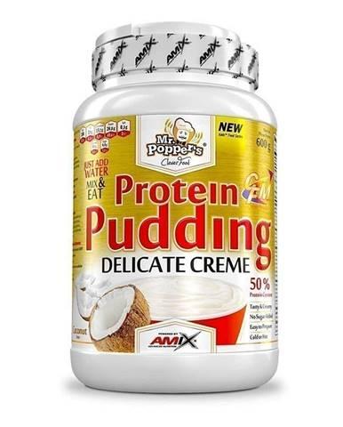 Amix Protein Pudding Creme - VÝPRODEJ Příchuť: Double Chocolate, Balení(g): 600g