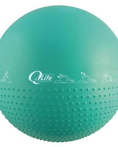 Gymnastický míč MASÁŽNÍ Sedco 65 cm - Zelená