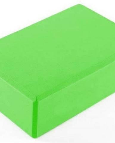 Kostka Yoga SEDCO EVA brick EM6001 - Zelená