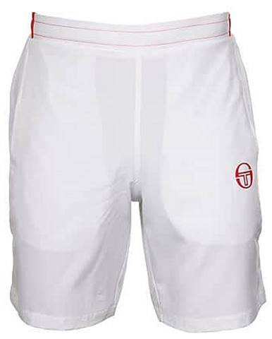 Club Tech Shorts pánské šortky bílá-červená Velikost oblečení: XXL