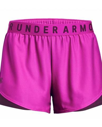 Dámské šortky Under Armour Play Up Short 3.0 Pink - S