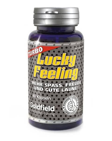 Goldfield Goldfield Turbo Lucky Feeling 60 kapsúl