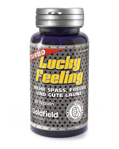 Goldfield Turbo Lucky Feeling 60 kapsúl