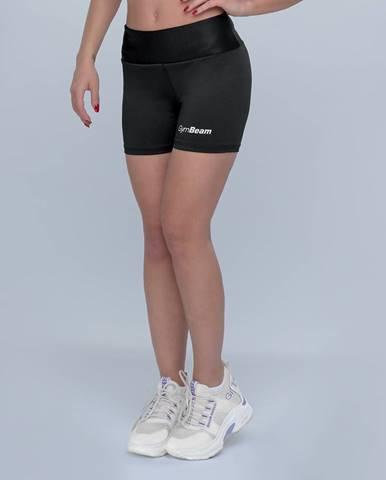 GymBeam Dámske fitness šortky Fly-By black  S