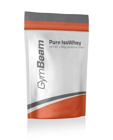 GymBeam Pure IsoWhey 1000 g jahodový krém