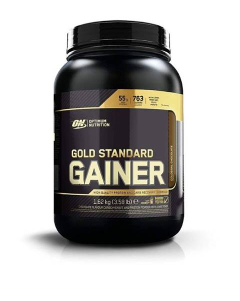 Optimum Nutrition Optimum Nutrition Gold Standard Gainer 1620 g čokoláda