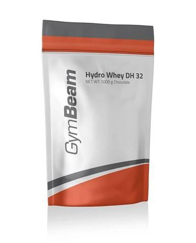 GymBeam Hydro Whey DH 32 1000 g čokoláda