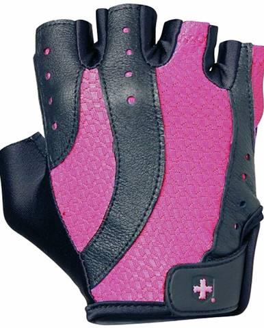 Harbinger Dámske fitness rukavice Pro Pink  S