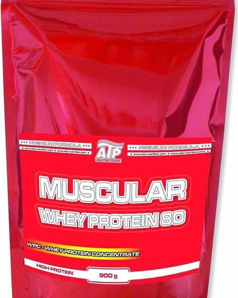 ATP Nutrition Muscular Whey Protein 80 900g Čokoláda