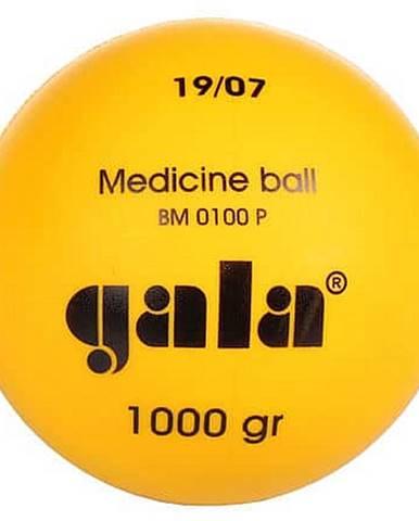 Gala BM P plastový medicinální míč 600 g Hmotnost: 0,6 kg
