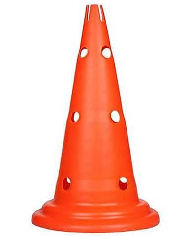 Multi kužel s otvory oranžová výška/ šířka: 52 cm
