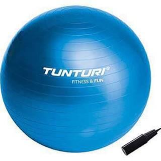 Gymnastický míč 65cm s pumpičkou,modrý