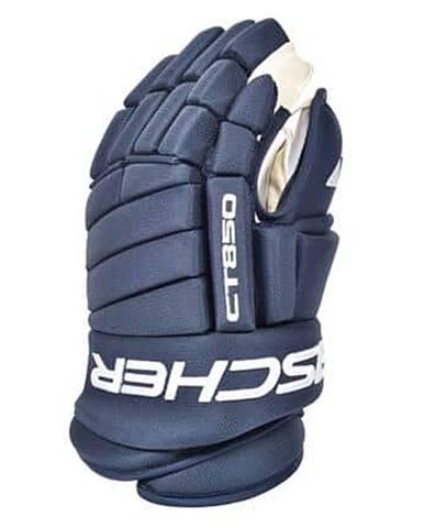 """CT850 SR hokejové rukavice modrá Délka: 14"""""""