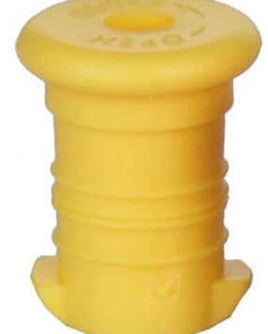 Náhradní zátka zdravá láhev žlutá