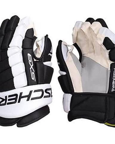 """SX9 SR hokejové rukavice černá-bílá Délka: 13"""""""