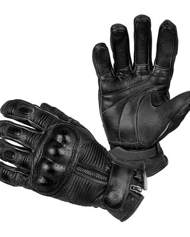 Moto rukavice B-STAR Garibal Farba hnedá, Veľkosť M