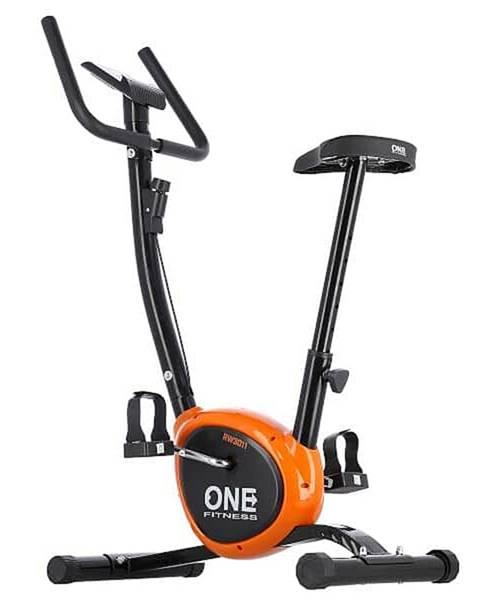 ONE FITNESS Mechanický rotoped ONE Fitness RW3011 černo-oranžový