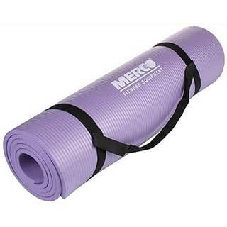 Yoga NBR 10 Mat podložka na cvičení fialová