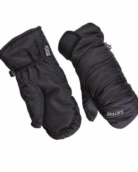 Blizzard Lyžařské rukavice Blizzard BLIZZARD VIVA MITTEN, BLACK - 8