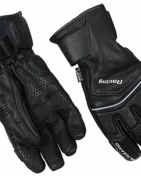 Blizzard Lyžařské rukavice Blizzard Racing Leather Ski - Velikost 10