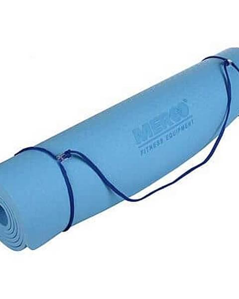 Merco Yoga TPE 6 Mat podložka na cvičení modrá