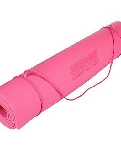 Yoga TPE 6 Mat podložka na cvičení červená