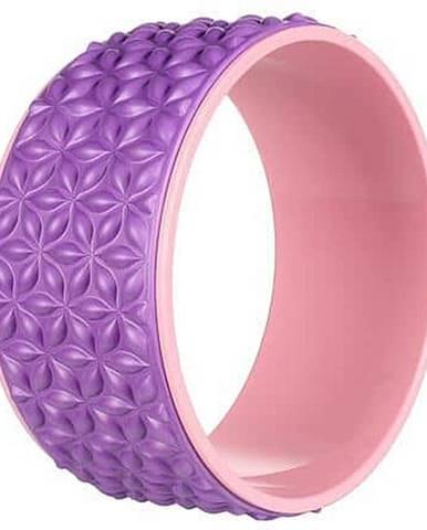 Yoga Wheel 3 jóga válec fialová