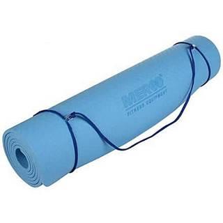 Yoga TPE 6 Mat podložka na cvičení modrá