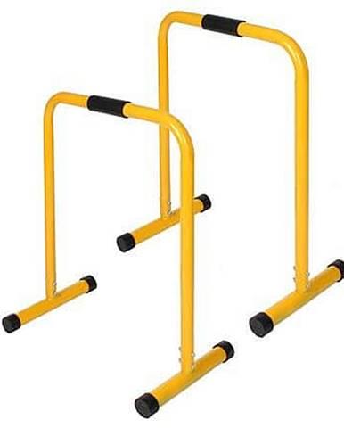 Element gymnastická bradla žlutá