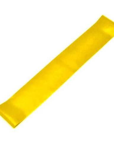 Odporová posilovací guma SEDCO RESISTANCE BAND - Žlutá